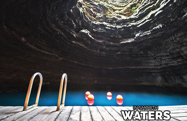 4 deepest pool of the world Homestead Crater