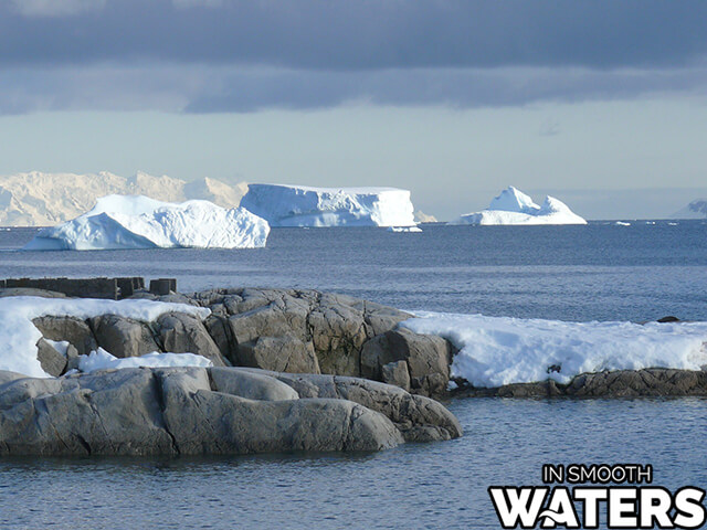 4 largest ocean of the world antarctica